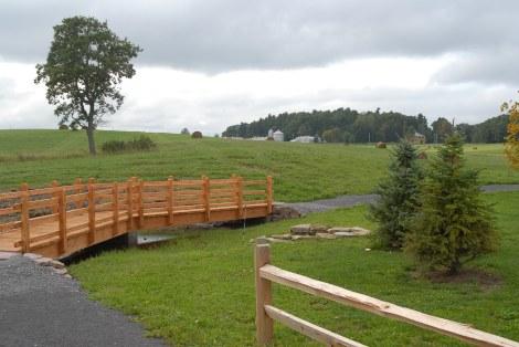 MacFarlane Trail at Zenda