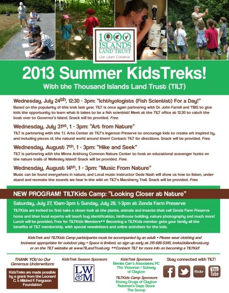 2013_KidsTreks-Flyer