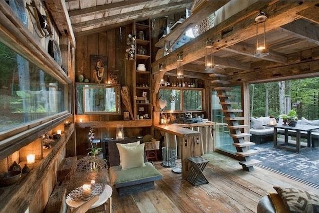 Inspiration Station Living Off The Grid A Green Ish Life